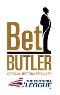Спонсором английской футбольной лиги стала букмекерская контора Bet Butler